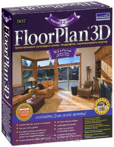 Скачать FloorPlan 3D. Версия 12 Deluxe (на 3 ПК)/1 пользователь из раздела обучающие программы в цифровом формате - купите и скачайте FloorPlan 3D. Версия 12 Deluxe (на 3 ПК)/1 пользователь в интернет магазине OZON.ru
